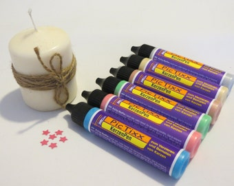 Pencils Pens for candles
