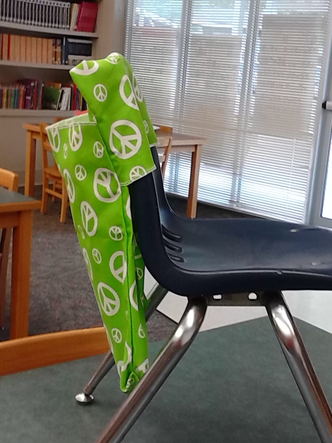 Kindergarten Classroom Chair Pockets by SewingSherry on Etsy