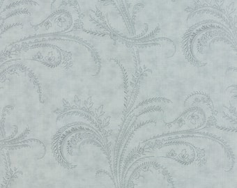 Moda Fabric Under the Mistletoe 44074-14...Sold in continuous cut 1/2 yard increments