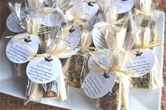 bath tea soap tea party favors bridal shower favors baby, Baby shower invitation