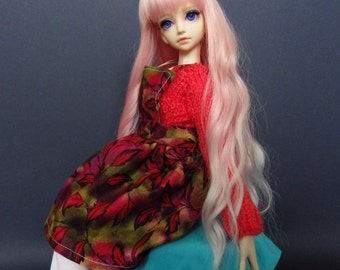 MSD 1/4 BJD dress and top