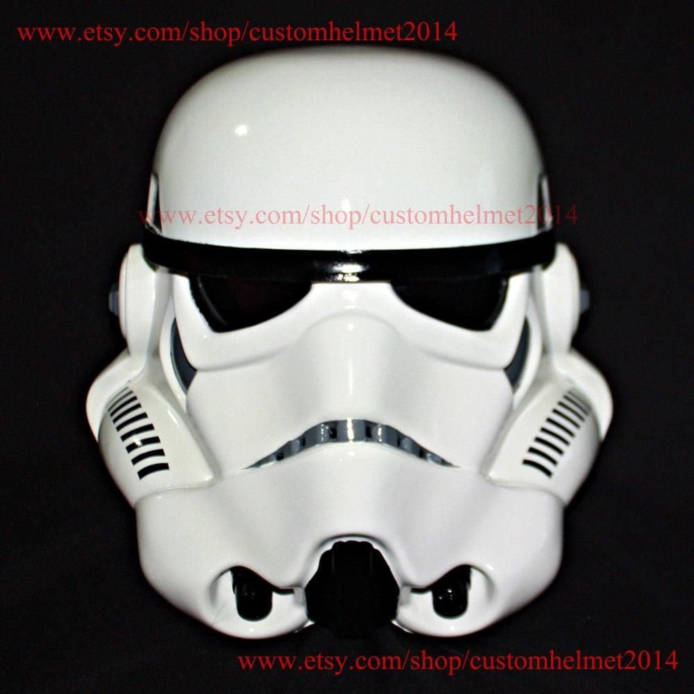casque de stormtrooper star wars stormtrooper masque. Black Bedroom Furniture Sets. Home Design Ideas