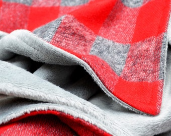 The Perfect Plaid Blanket