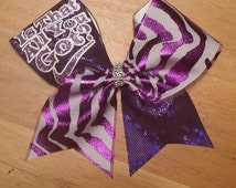 is that all you got nike cheer bow