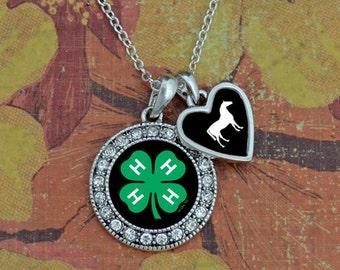 Custom Animal/Specialty 4-H Necklace