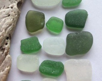 Squares of Scottish Sea Glass SG 30.6.15.2
