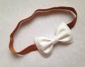 Texas Headband, Burnt Orange Headband