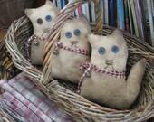 Primitive Cats, FAAP, OFG, HAFair