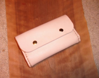 Belt Pouch or Purse, Your Choice, with Snap Closure