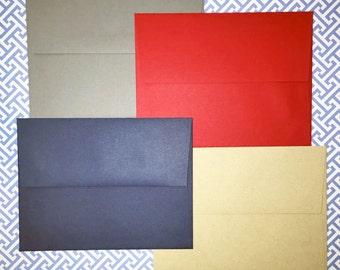 A7 envelopes, 5x7 envelopes