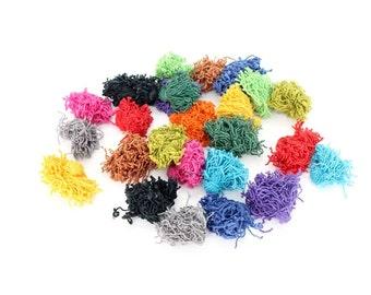 Colorful Threads DIY Handmade Hmong Thailand (DIY5397-14C2)