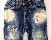 Destroyed Baby & Toddler Denim