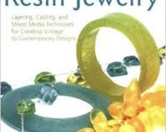The Art of Resin Jewelry