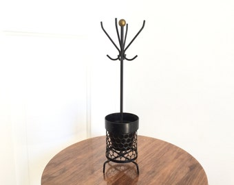 Mcm umbrella stand etsy for What does mcm the designer stand for