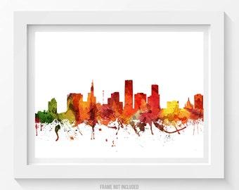 Saint Paul Poster, Saint Paul Skyline, Saint Paul Cityscape, Saint Paul Print, Saint Paul Art, Saint Paul Decor, Home Decor, Gift Idea 04
