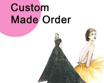 RomanticDay Custom Made Order/Exclusive Private Custom