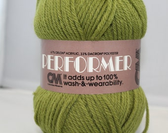 Performer Columbia Minerva Yarn- Discontinued yarn hard to find