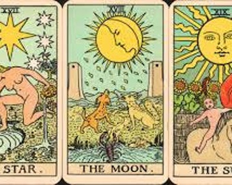 Tarot Reading Just For You - For What You Want To Know - Booklet / PDF with Each Reading
