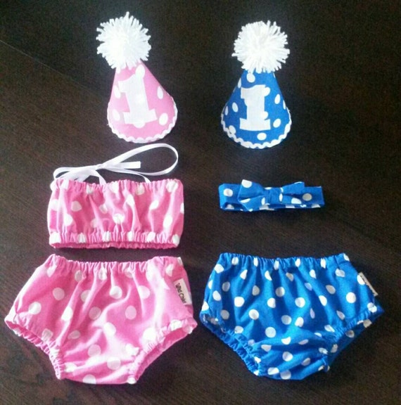 First Birthday Cake Smash Outfits for Twins Baby Boy and Baby