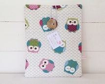 Owls iPad Cover, iPad Case, Tablet Cover, Tablet Case