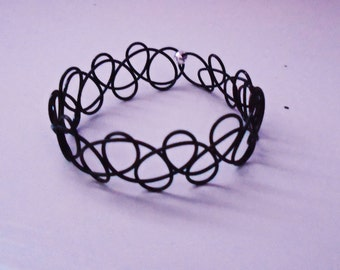 90's Tattoo Bracelet or Ring