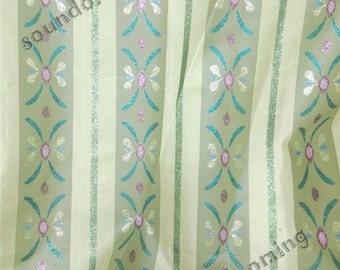 SALE!! Frozen Fabric, Anna dress fabric, Anna Coronation day dress fabric,Anna costume fabric,Disney Fabric by the yard N61701