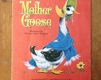 Baby's First Golden Book Mother Goose