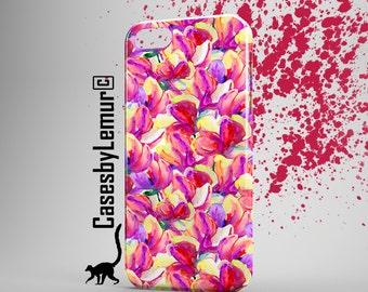 FLORAL Phone case Floral Print Iphone Case Flower Print Iphone 6 Case Flower Phone Case Iphone 5C Case Iphone 6 Plus Case Iphone 5 Case 5s