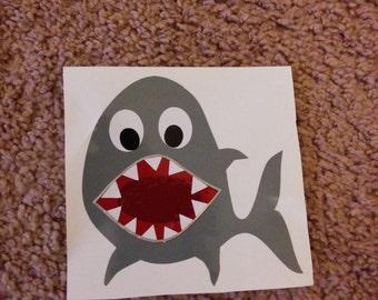 Digital File- Shark SVG- Cutting File