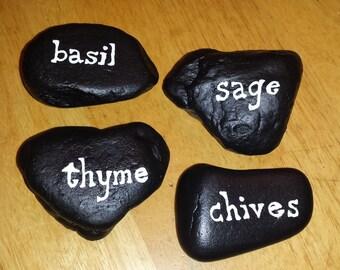 Rock Garden Markers (4 in Set)
