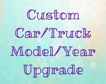 Custom Car/Truck upgrade request