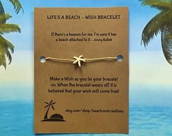 Starfish Wish Bracelet