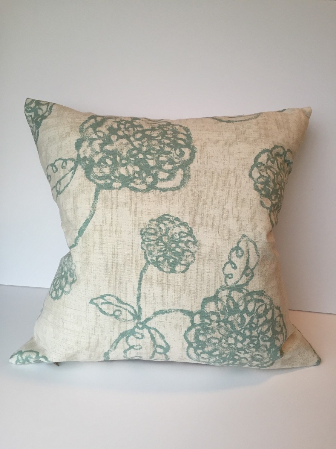 Throw Pillows For A Floral Couch : Sale Floral Pillows Throw pillows couch pillows by PlushPup