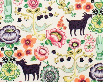 Folkloric Fabric by Alexander Henry,  Designer Fabric Australia