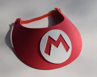Mario Birthday Party Favor Hats (Mario only)