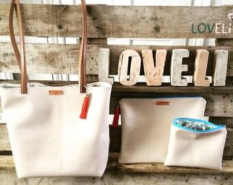 Vegan Leather Bag Bundle (design your own)