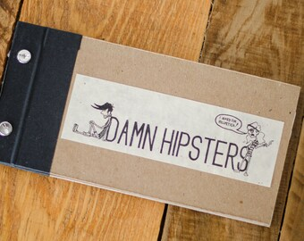 Damn Hipsters book