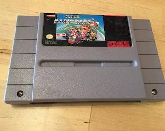 Super Mario Kart | SNES | Video Game Cartridge | Super Nintendo System