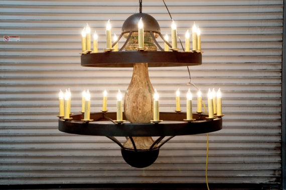 one of a kind handmade from scratch lighting fixture reclaimed wood. Black Bedroom Furniture Sets. Home Design Ideas