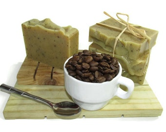 Java - Coffee Soap