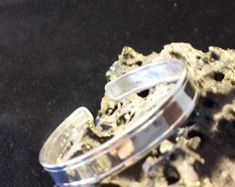 Silver Cuff Bracelet, Sterling Silver Cuff Bracelet, Cuff Bracelet, Womans Silver Cuff Bracelet