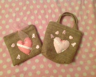 Baby gift bags