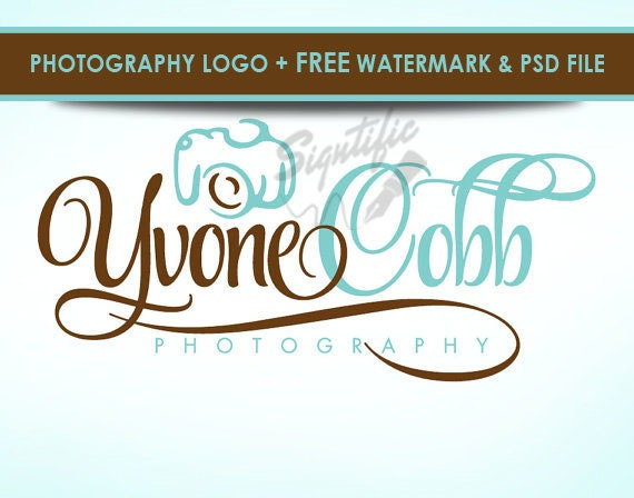 Free photography logo design make your own joy studio for Draw your own logo free