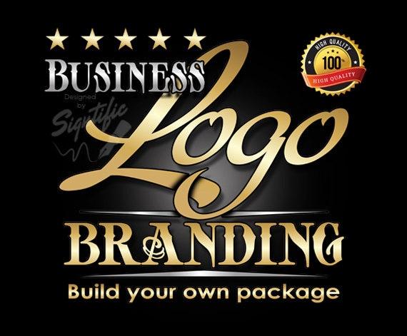 Business Startup Branding Logo Package, Business Marketing Branding, Business Logo, Online Business Package, Custom Business Logo Bundle