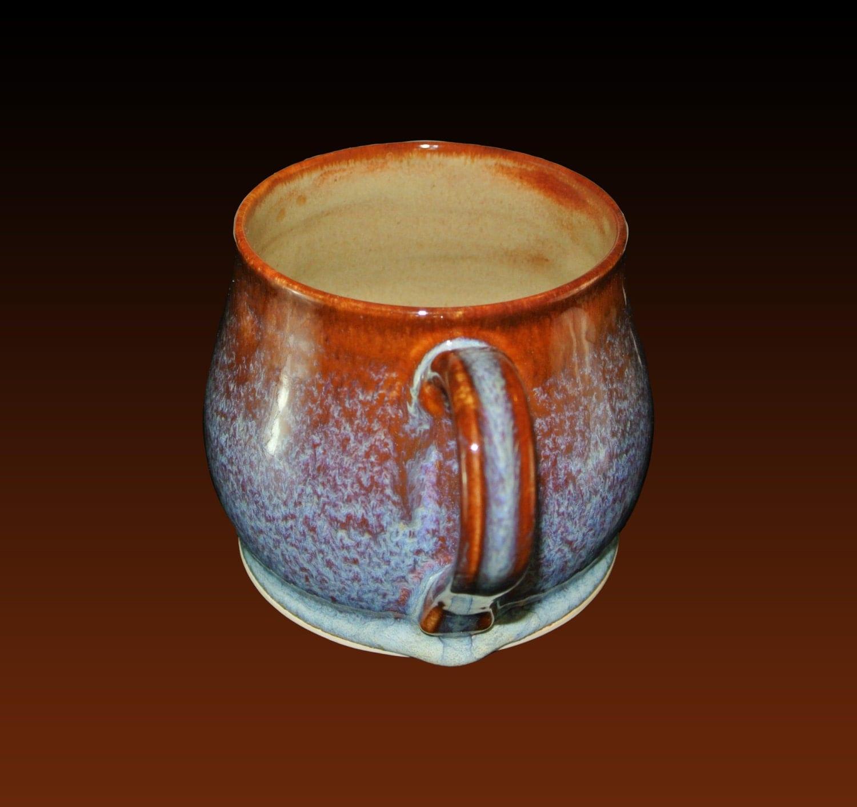 Coffee Mug Pottery Mug Coffee Cup Potbelly Mug Unique