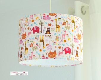 lampshade animals