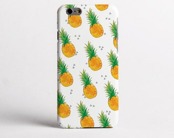 PINEAPPLE  slimline phone case design for iPhone, HTC ,  Samsung, Blackberry, Sony, LG and Nokia Cases