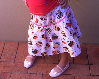 The Cup Cake Skirt