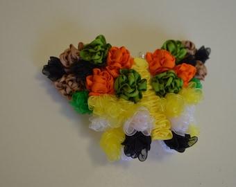 Miniatures of 30 Flower Butterfly brooch. Beautiful!