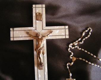 Rosary crucifix